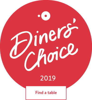 Open Table Diner's Choice